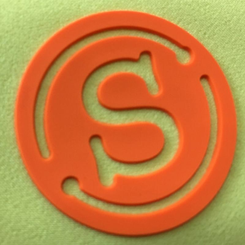 3D硅胶厚板烫画